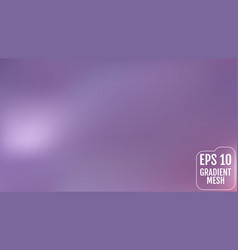 abstract blurred gradient mesh background with vector image