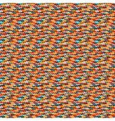 Camouflage seamless geometric pattern vector