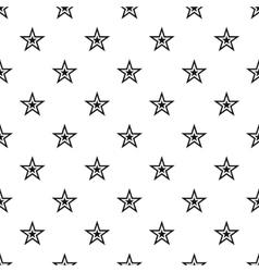 Celestial figure star pattern simple style vector