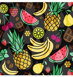 Endless background vector