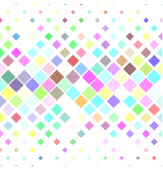 colorful square pattern background - from vector image