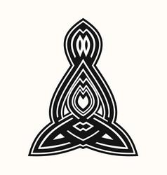sacred geometry 0163 vector image