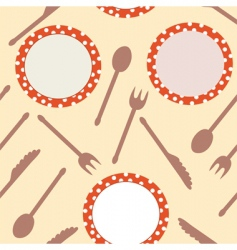 polka dot design vector image