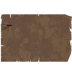 Aging paper texture vector image