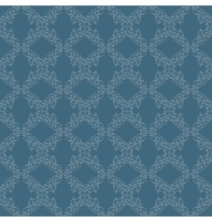 Classic vintage wallpaper pattern vector image