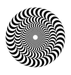 Optical volume vector