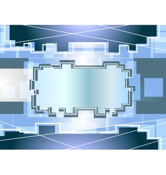Abstract engineering background vector image