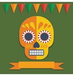 mexican ornament vector image vector image