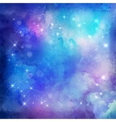 Abstract Night Background vector image vector image