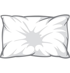 Pillow icon vector