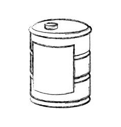 barrel icon image vector image vector image