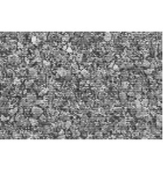 image collage of gray asphalt texture from vector image