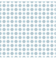 Snow seamless pattern best for greeting cards vector