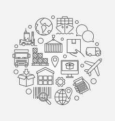 Logistic concept vector