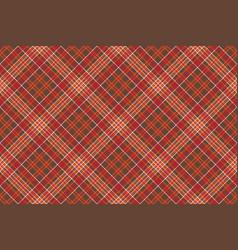 warm color diagonal check square pixel seamless vector image