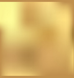 golden color gradient mesh background vector image