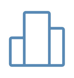 line business icon good for your web and mobile vector image
