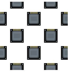 Modern multicore cpu pattern flat vector