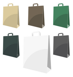 pack set vector image