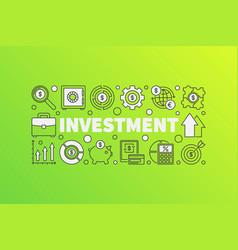 Bright finance vector