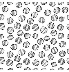 seamless pattern card vector image
