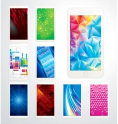 Technology wallpaper vector