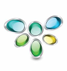 icon gems vector image vector image