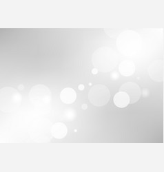 Abstract gray gradient background with a lights vector