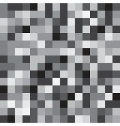 Abstract black and white geometrical background vector image vector image