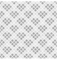 Gray and white rounded diamond pattern with vector