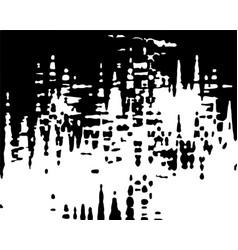 grunge texture background splattered dirty effect vector image