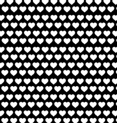 Heart negative pattern vector