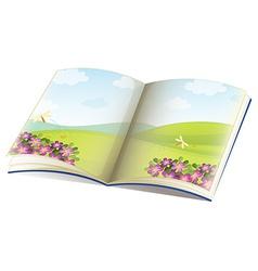 Storybook vector