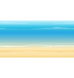 Seashore Pattern vector image