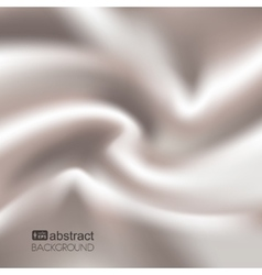 Pearl silk background vector image