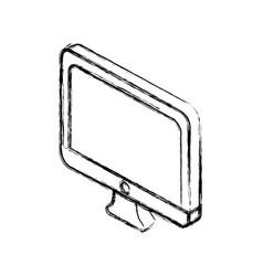 screen vector image