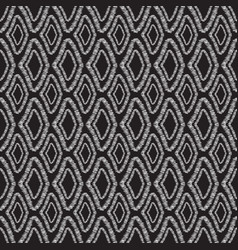 seamless pattern tribal vector image