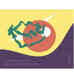 abstract creative design vector image