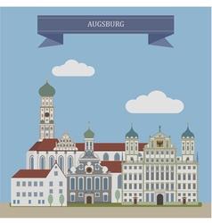 Augsburg vector