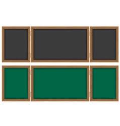 School board 13 vector