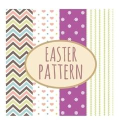 cute pastel pattern vector image
