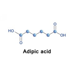 Adipic dicarboxylic acid vector