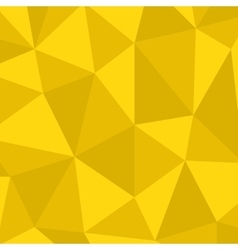 modern polygonal space background vector image