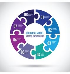 Business model vector