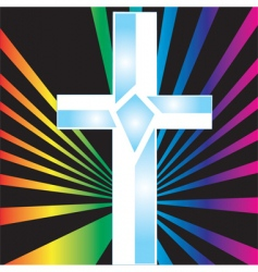 power of God vector image