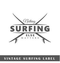 Surfing label vector