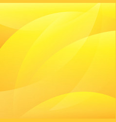 Yellow and orange background with line vector