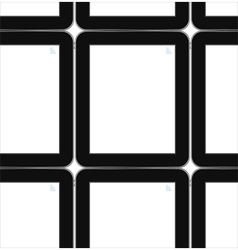 Black tablets background tablet pc ipad vector image