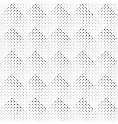 monochrome seamless abstract geometrical square vector image