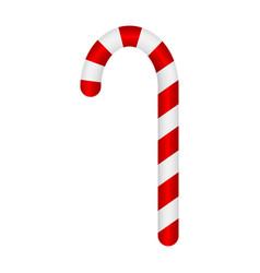 Christmas candy cane vector